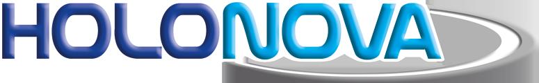 HoloNova Logo